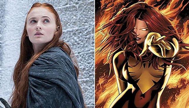 Sophie Turner avrà un ruolo centrale nelle vicende di Dark Phoenix