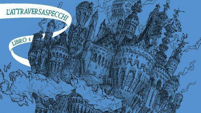 La copertina del libro L'Attraversaspecchi