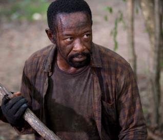 In The Walking Dead, Lennie James è Morgan Jones