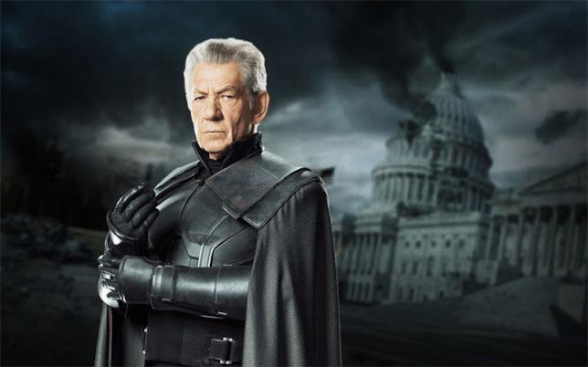 Magneto della saga cinematografica degli X-Men