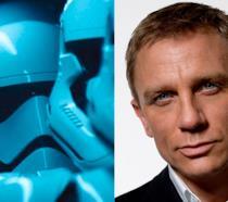 Daniel Craig e gli Stormtrooper