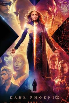 Jean Grey contesa tra bene e male nel poster di Dark Phoenix