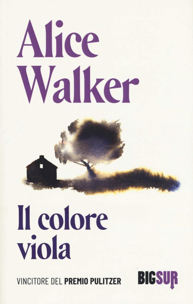 La copertina di Il colore viola