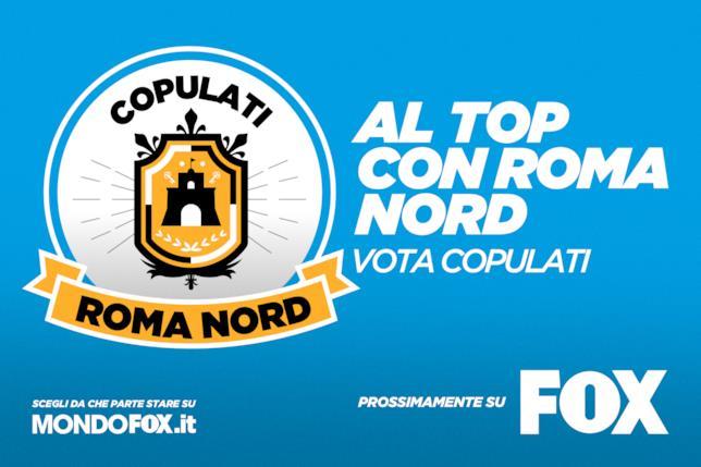 I manifesti elettorali dei Copulati di Roma Nord