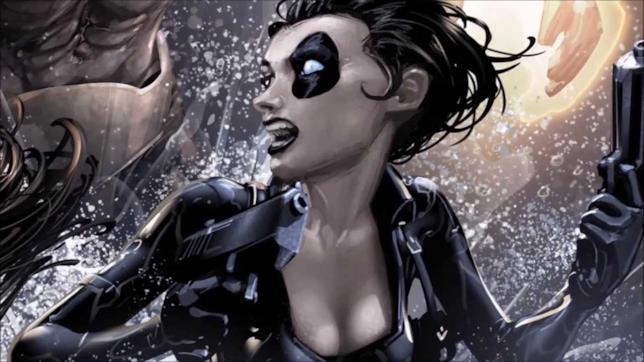 La mercenaria Domino