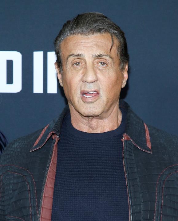 Creed II, Sylvester Stallone alla prima del film