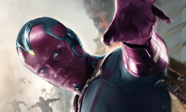 Character poster di Visione di Avengers: Age of Ultron
