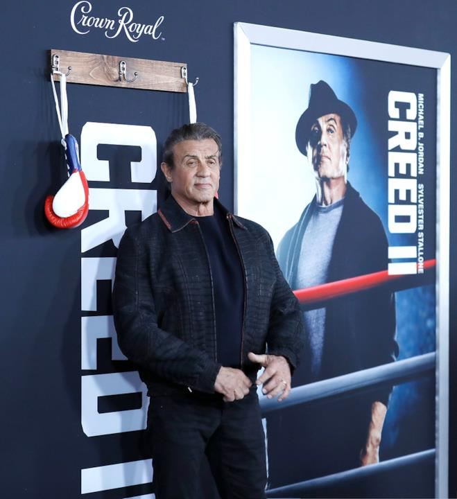 La premiere di Creed II a New York