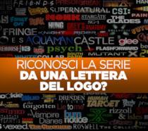 Riconosci la serie da una lettera del logo?