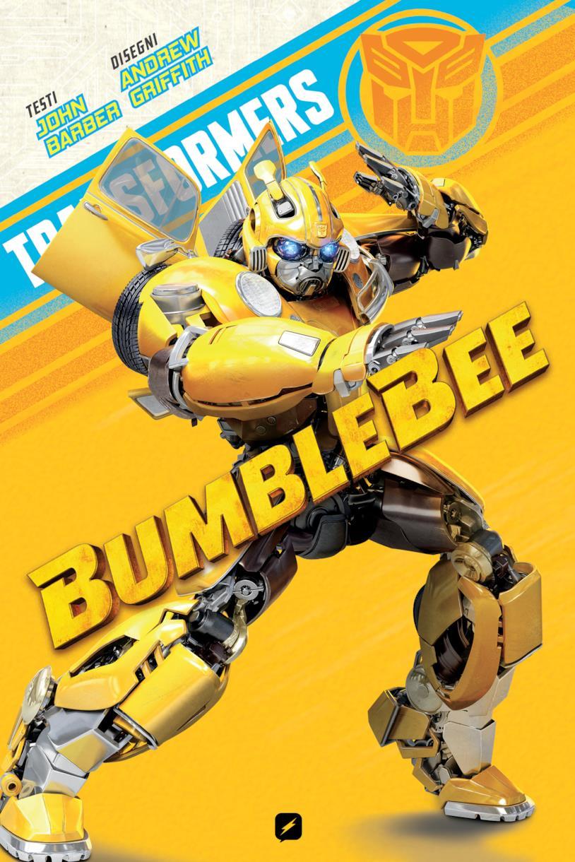 La copertina di Bumblebee