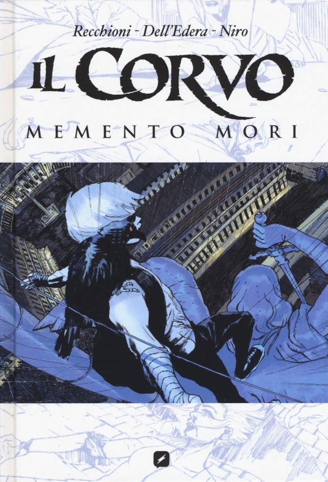 La cover de Il Corvo - Memento Mori
