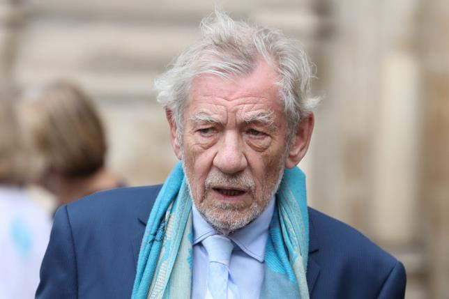 Ian McKellen è un grande attore di teatro