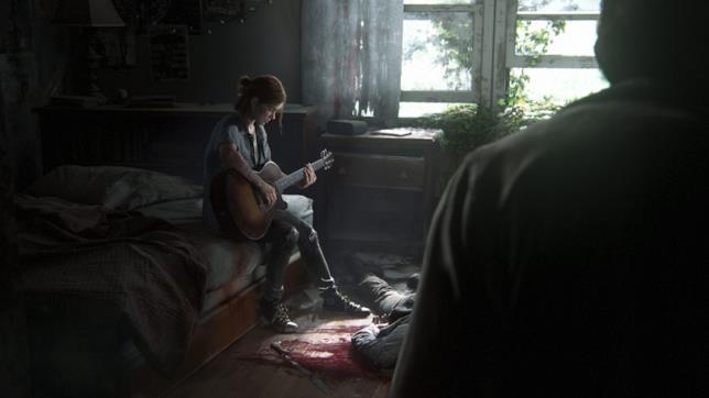 The Last of Us Part II in uscita su PS4