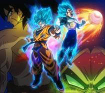 Locandina film Dragon Ball Super Broly