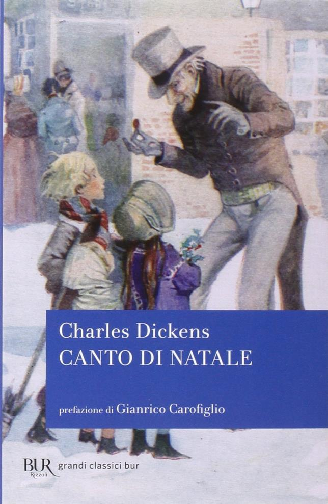 Scrooge con dei bambini