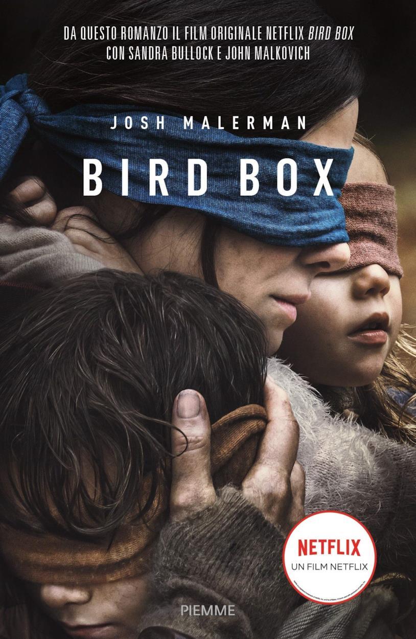 Bird Box, il romanzo in italiano