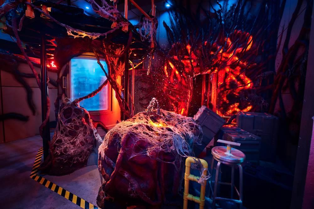 La casa infestata di Stranger Things: la ricostruzione del mondo del Sottosopra