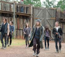 TWD 6: scatto dal set
