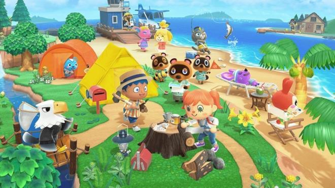 I protagonisti di Animal Crossing: New Horizons