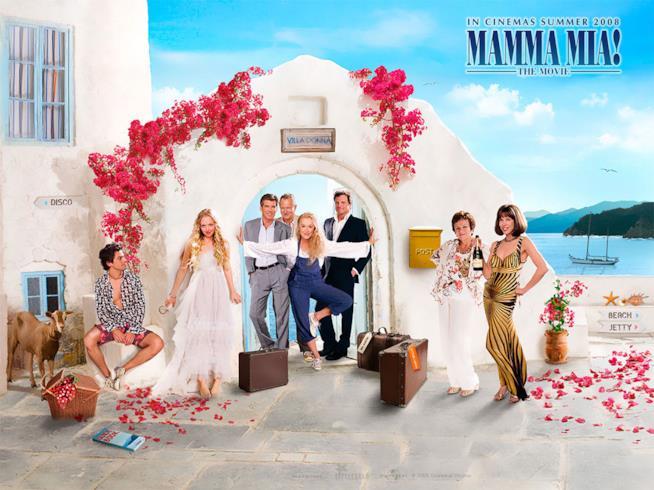 Il sequel di Mamma mia! nel 2018