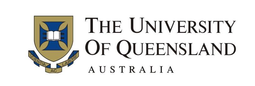 Il logo dell'Università del Queensland