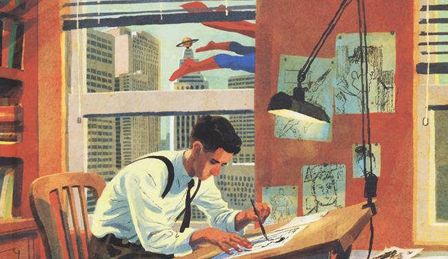 Particolare della copertina, con titolo e autori