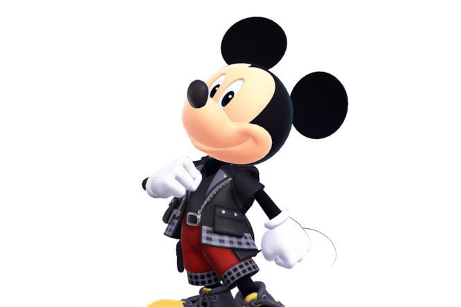 Anche Re Topolino torna nel terzo capitolo di Kingdom Hearts
