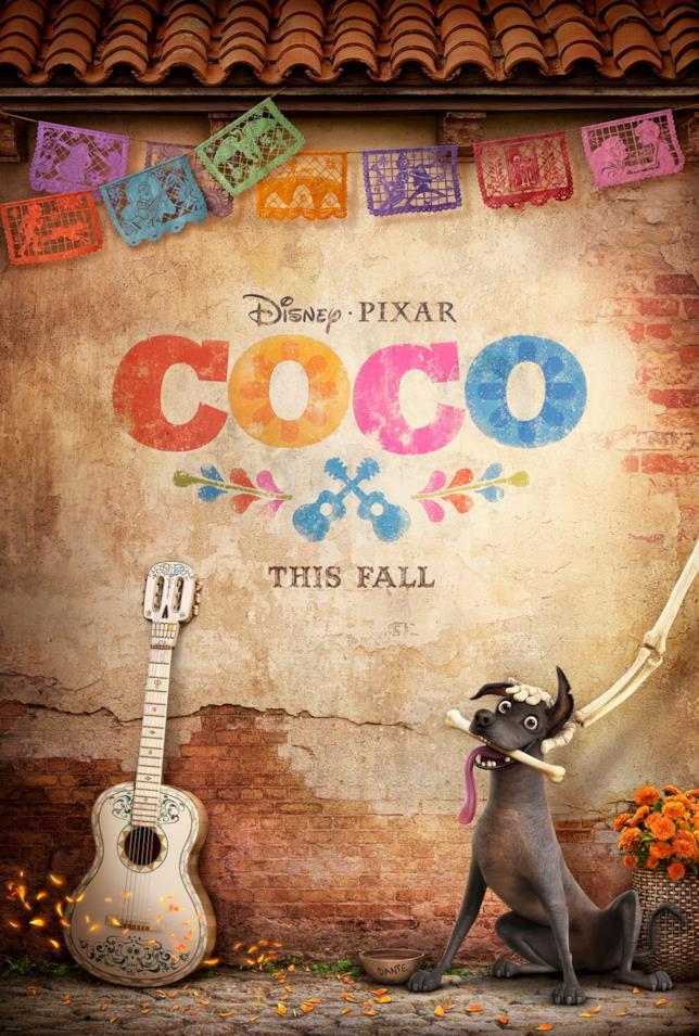 Coco arriverà nell'autunno del 2017