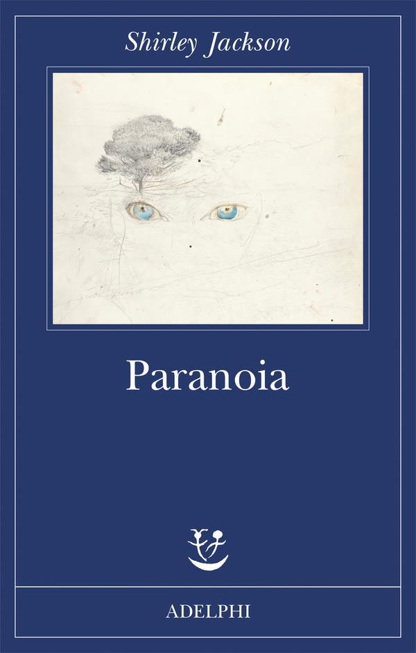 La copertina di Paranoia
