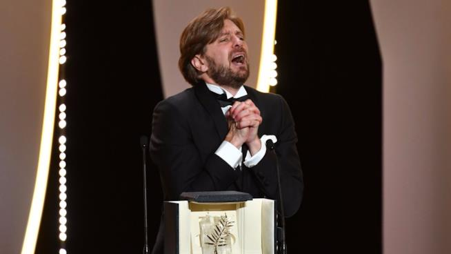 Ruben Östlund vince la Palma d'Oro