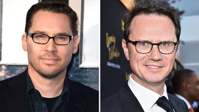 Il regista Bryan Singer e Peter Rice