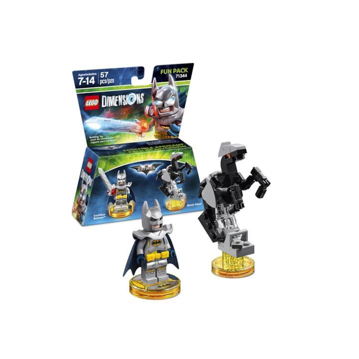 Excalibur Batman sbarca in LEGO Dimensions