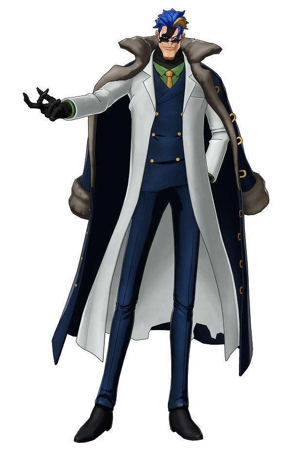 Isaac nuovo personaggio OP World Seeker