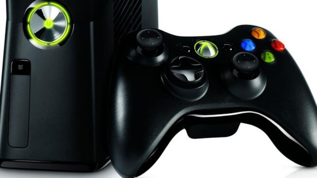 Xbox 360 e il suo controller visti da vicino