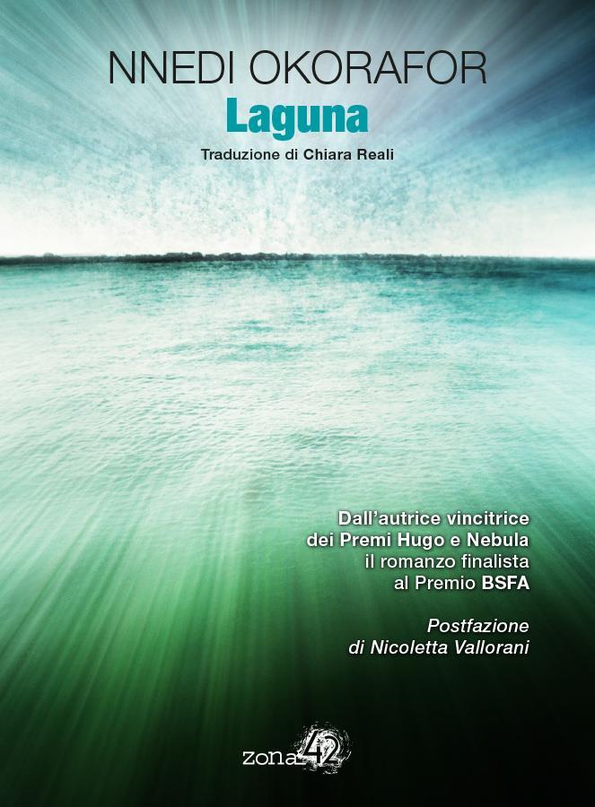 La copertina dell'edizione italiana di Laguna
