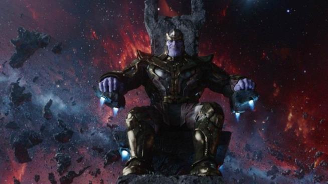 Josh Brolin è Thanos