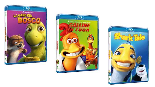Film Animazione - Home Video Universal Pictures 2019