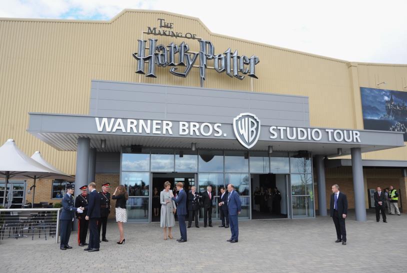Warner Bros. Studios di Leavesden in Hertfordshire