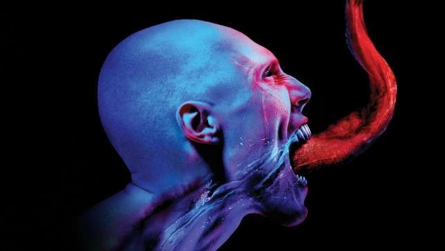 Il poster della seconda stagione di The Strain