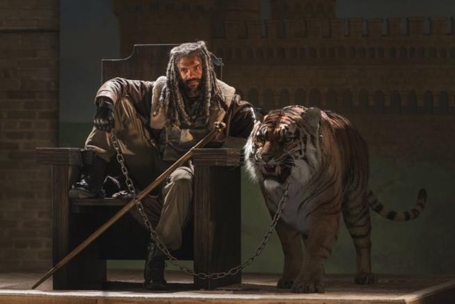 The Walking Dead - episodio 7x02. Il Regno