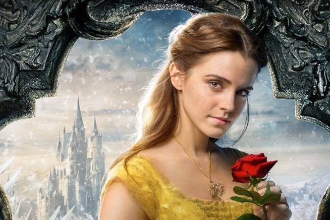 La Bella e la Bestia: Emma Watson nel ruolo di Belle