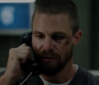 Oliver Queen in prigione