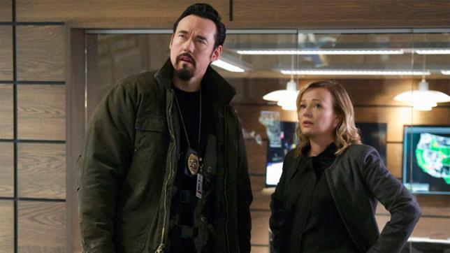 Vasily Fet e Justine Feraldo sono interpretati da Kevin Durand e Samantha Mathis