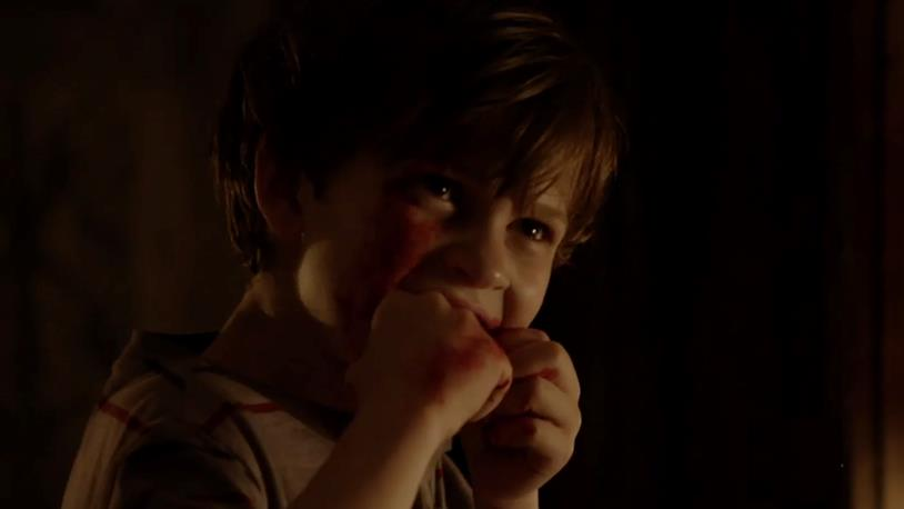 Outcast: Joshua nell'episodio pilota