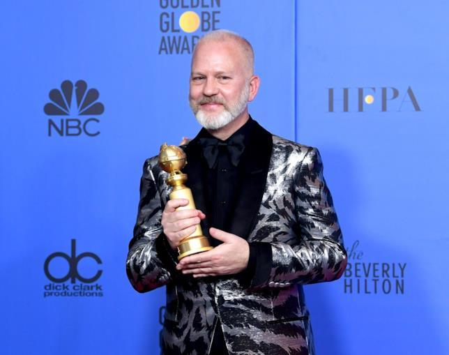 Ryan Murphy e il premio per American Crime Story: L'assassinio di Gianni Versace