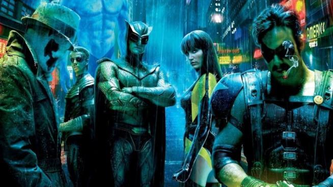 Poster del film Watchmen