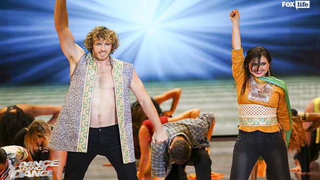 Mirco e Ati al Dance Off del terzo serale di Dance Dance Dance