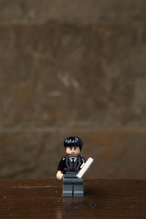 Minifigure di Credence in LEGO