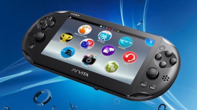 Immagine promozionale di PlayStation Vita