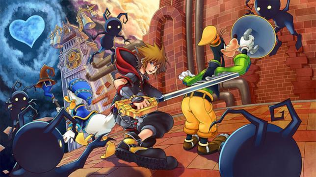 Kingdom Hearts 3 debutterà nel corso del 2018 su PS4 e Xbox One